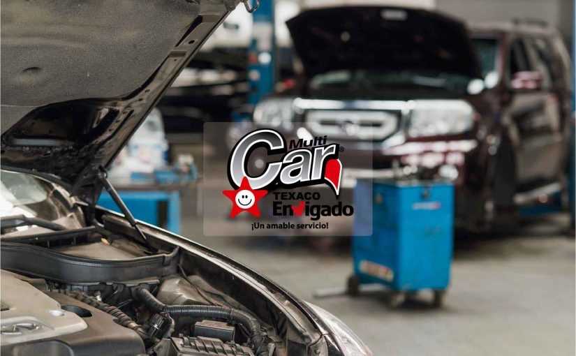 Multi Car Texaco Envigado
